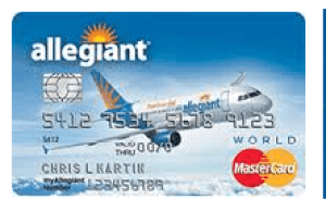 ALLEGIANT WORLD MASTERCARD login