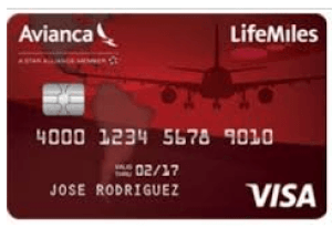 AVIANCA LIFE MILES CREDIT CARD LOGIN