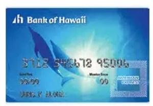 BANK OF HAWAII VISA CREDIT CARD LOGIN