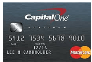 Capital One Secured Credit Card Login