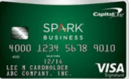 Capital One Spark Business Credit Card Login