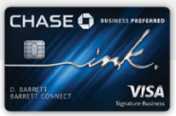 Chase Ink Plus Business Credit Card Online