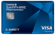 Chase Sapphire Preferred Credit Card Online