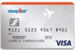 Cheapoair Credit Card