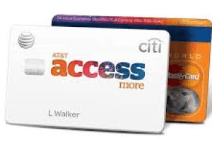 Citi AT&T Access Credit Card Login