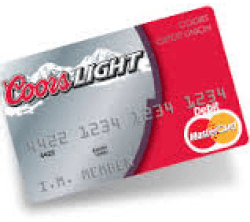 Coors Credit Union Visa Credit Card