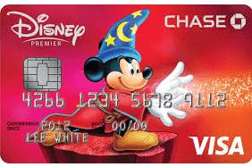 Disney Rewards Credit Card