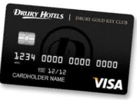 Drury Hotels Credit Card
