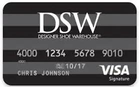 Dsw Credit Card