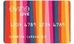 Evine Live Credit Card