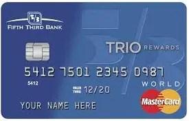 Fifth Third Bank Credit Card