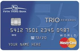 Fifth Third Bank Credit Card