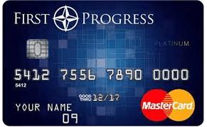 First Progress Platinum Elite Secured Credit Card