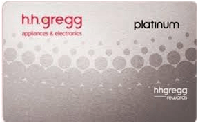 H.H. Gregg Credit Card