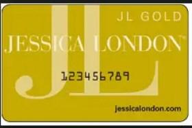 Jessica London Credit Card