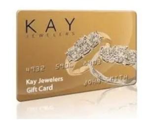 Kay Jewelers Credit Card