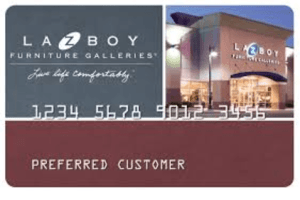 La-Z-Boy Credit Card