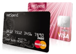 NetSpend Card Login