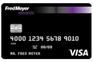 Fred Meyer Credit Card