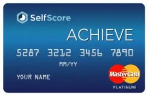 Selfscore Credit Card