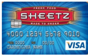 Sheetz Credit Card