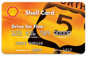 Shell Platinum Credit Card