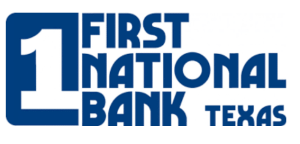 First National Bank Texas