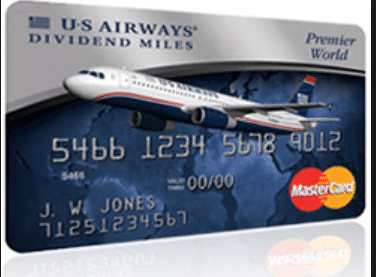 Image result for Us Airways Mastercard Login