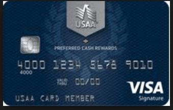 USAA Cash Rewards
