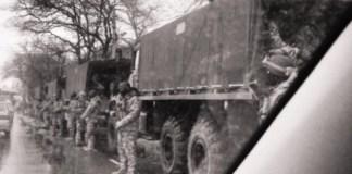 Национальная гвардия вошла в Одессу
