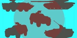 Пять боевых машин, созданных в Украине