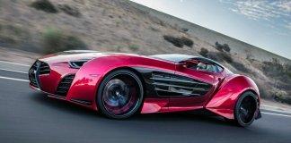 Арабские автомобили: Laraki Epitome Concept 2013