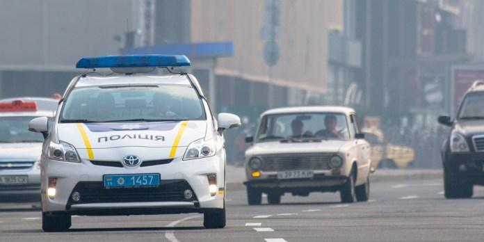 Набор в патрульную полицию