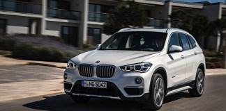 Самые безопасные автомобили 2015 по результатам краш-тестов - BMW X1 2016