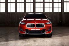 Концепт кроссовера BMW X2