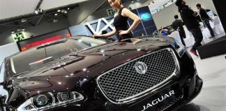 Jaguar на Seoul Motor Show, 2013 год
