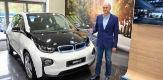 BMW i3 в Украине
