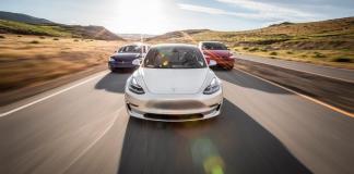 Электромобили «Тесла»: Model S, Model 3 и Model X