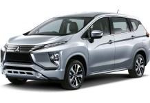 Новая модель Mitsubishi