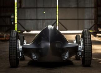 Электрический спорткар Infiniti