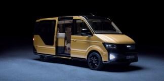 Volkswagen Moia Ride Pooling Van