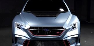 Subaru Viziv Performance STI