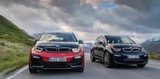 Электромобили BMW i3 2018