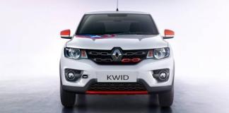 Renault Kwid Super Hero Edition