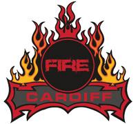 Cardiff Fire Logo
