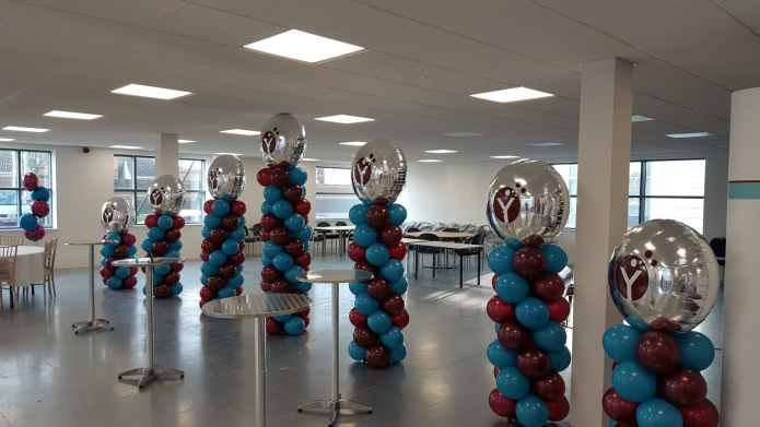 Corporate Barry Balloons in Barry