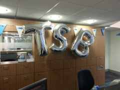 Large Letters From Cardiff Balloons
