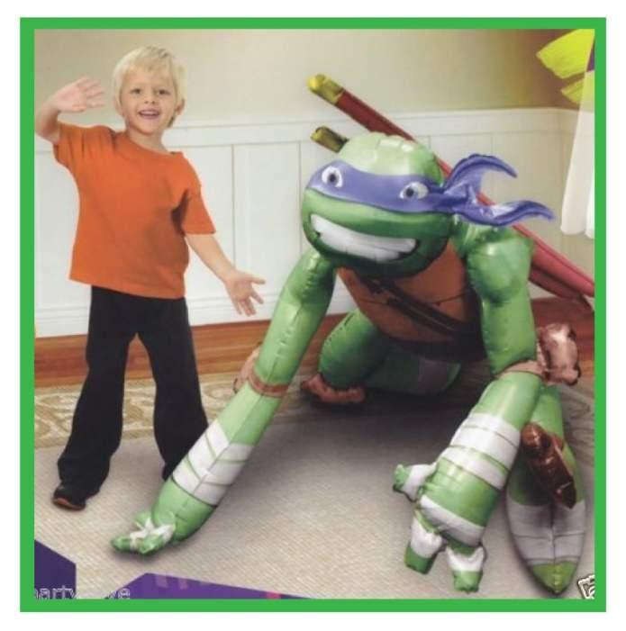 Teenage Mutant Ninja Turtles Airwalker Image