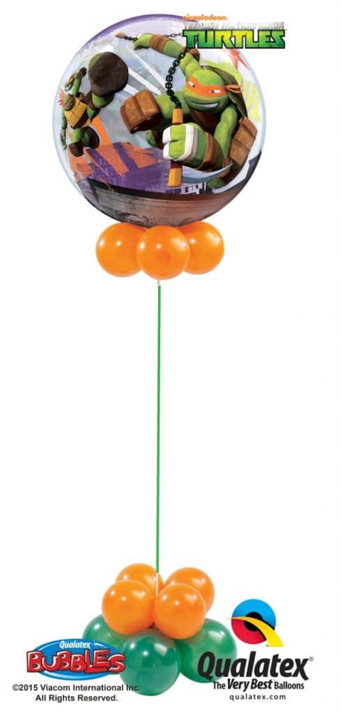 Teenage Mutant Ninja Turtles Bubble Image