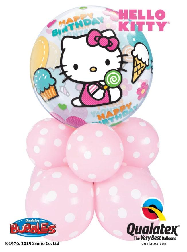 Hello Kitty Birthday Super Image